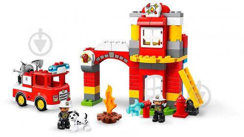 Конструктор LEGO Duplo Пожежне депо 10903 - фото 4