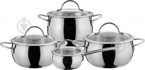 Набір посуду Intra 8 предметів Flamberg