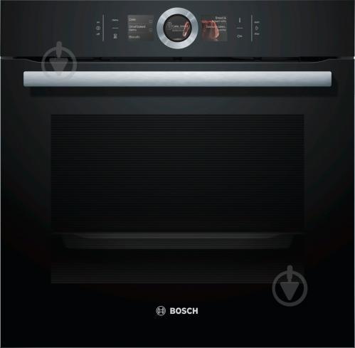 Духовой шкаф Bosch HBG 636 BB1 - фото 1
