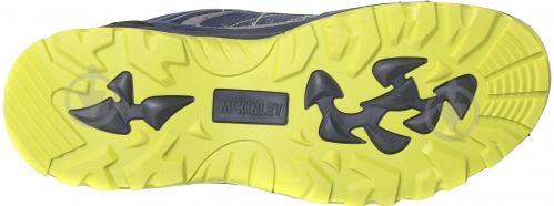 Кроссовки McKinley Maine AQB M 253350-902519 р. 42 сине-салатовый - фото 4