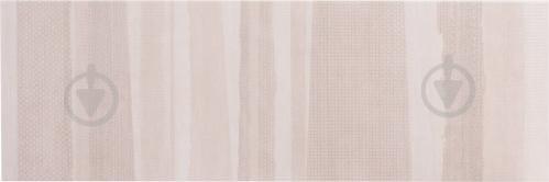 Плитка Allore Group Carpet Vetro Pearl W\DEC M 25x75 NR Satin 1 - фото 1