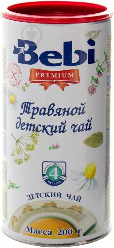 Чай Bebi Травяний 200 г 3838471005296