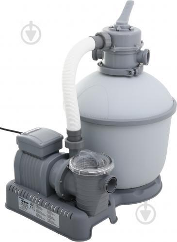 33205a2b8316 ᐉ Насос для бассейна Bestway с песочным фильтром 58199 • Купить в ...