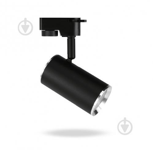 Трековый прожектор LightMaster MLT101-TR MR16 35 Вт черный 997967 - фото 1