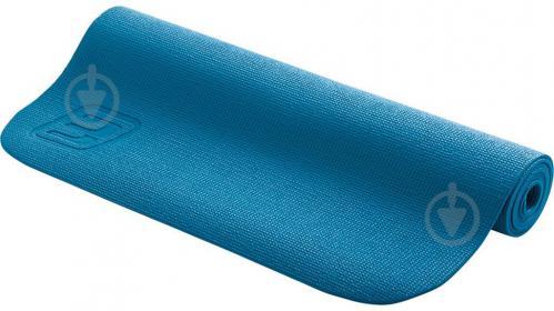 Коврик Energetics 145116 1720x610x4 мм Yoga Mat голубой