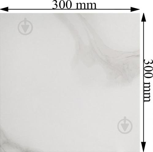Плитка Атем Calacatta GR 30x30 (1,62 кв.м) - фото 2