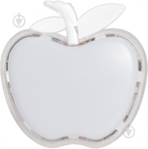 Нічник LightMaster Яблуко 3 Вт білий DEL4004