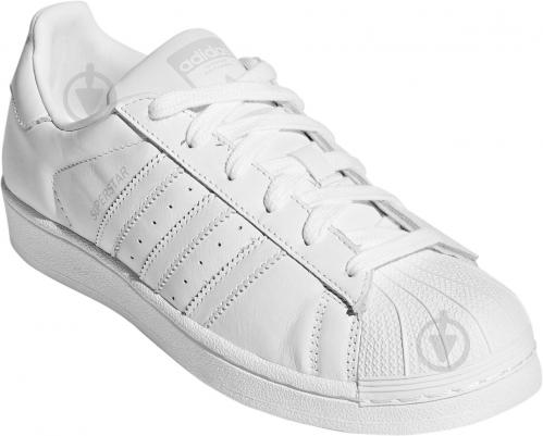 Кроссовки Adidas SUPERSTAR W AQ1214 р.5,5 белый