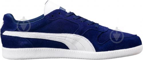 Кроссовки Puma Icra Trainer SD 35674129 р. 7.5 синий - фото 3