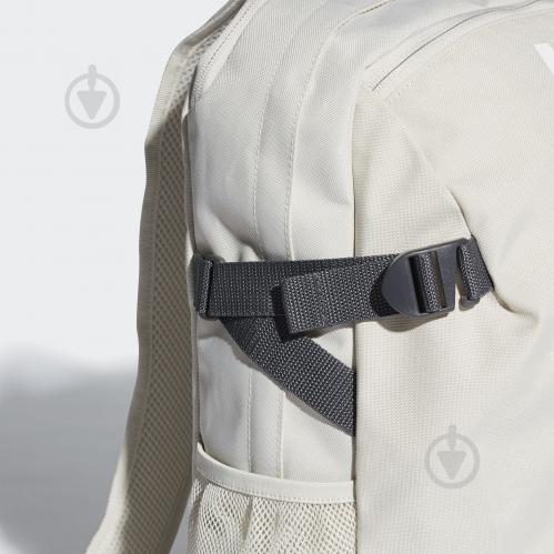 Рюкзак Adidas BP POWER IV M DU2009 22 л белый - фото 4