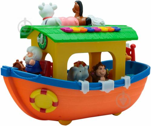 Развивающая игрушка ноев ковчег kiddieland