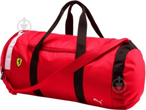 bd8fe93017 Сумка Puma SF Fanwear Duffle Bag 7590301 червоний