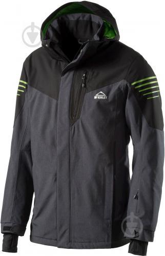 Куртка McKinley Scotty р. 58 чорний 250714-57