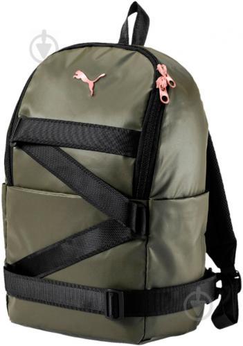 10a47fff ᐉ Спортивная сумка Puma VR Combat Backpack 7482101 оливковый ...