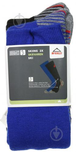 Носки McKinley 205930-904527 205930-904527 р.45-47 синий - фото 1