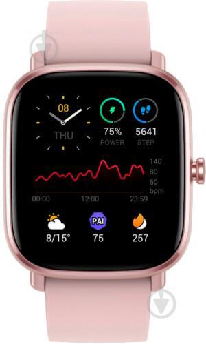 Смарт-часы Amazfit GTS 2 mini Flamingo pink (727820) - фото 1