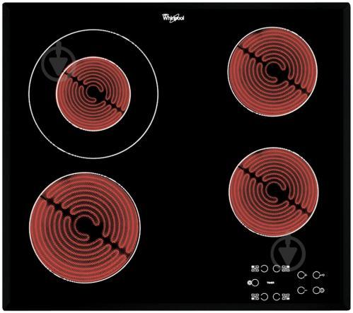 Варильна поверхня Whirlpool AKT 8130 BA - фото 1