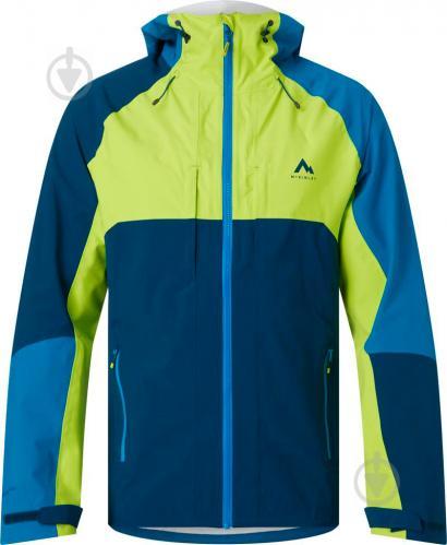 Куртка McKinley Rinno ux 411440-901694 р.L салатовый - фото 1