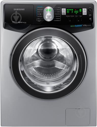 ᐉ Пральна машина Samsung WF1602XQR • Краща ціна в Києві d46435592a84b