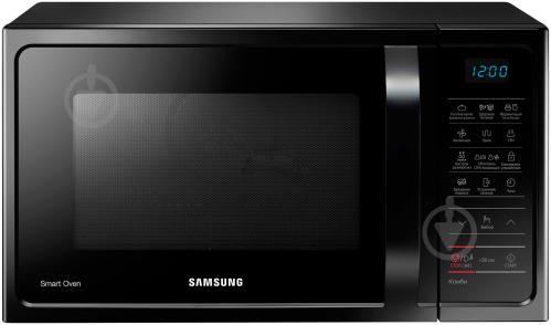 Мікрохвильова піч Samsung MC28H5013AK/BW - фото 1