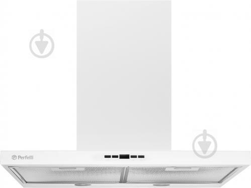 Витяжка Perfelli TET 6612 A 1000 W LED - фото 1