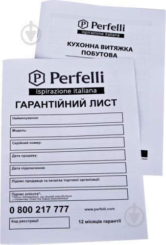 Витяжка Perfelli BI 8522 A 1000 I LED - фото 5