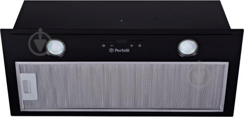 Витяжка Perfelli BIET 6512 A 1000 BL LED