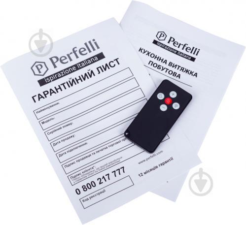 Витяжка Perfelli BIET 6512 A 1000 DARK IV LED - фото 7