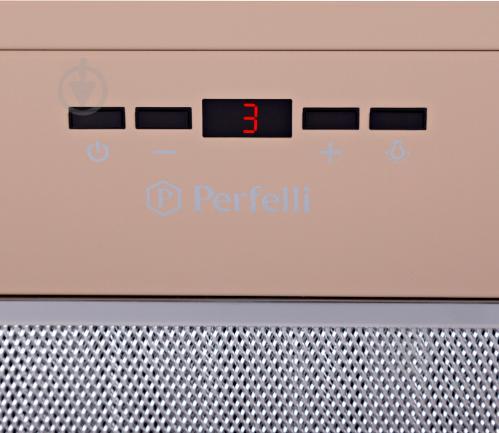 Витяжка Perfelli BIET 6512 A 1000 DARK IV LED - фото 4