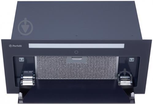 Витяжка Perfelli BISP 6973 A 1250 GF LED Strip - фото 4
