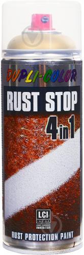 Емаль аерозольна Rust Stop 4 в 1 Dupli-Color золотистий 400 мл