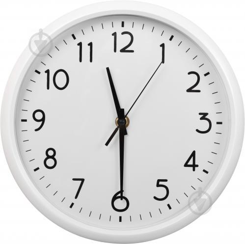 ᐉ Часы настенные 10049A белый • Купить в Киеве 03b38811bcfae