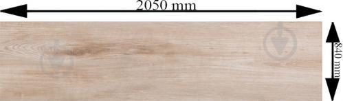 Плитка Konskie group Kavik Beige 20,5x84 - фото 4