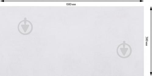 Плитка Cersanit Дримин белая 29,8х59,8 - фото 4