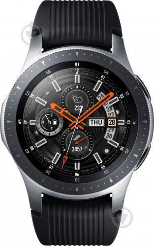 ᐉ Смарт-годинник Samsung Galaxy Watch 46mm silver (SM-R800NZSASEK ... 8fe1753a19416