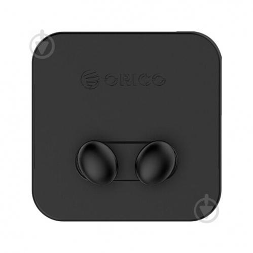 Силиконовый держатель кабеля ORICO SG-WT2 2 шт Черные (297803241) - фото 1