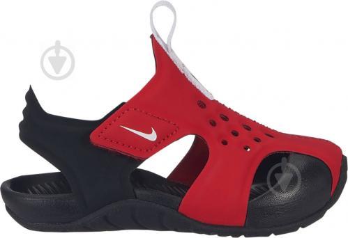 8d4c614e ᐉ Сандали Nike NIKE SUNRAY PROTECT 2 (TD) 943827-601 р. 8 красный ...