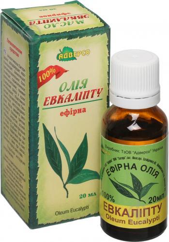 Эвкалиптовое масло для волос педикулез