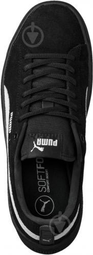 Кеды Puma Smash Platform SD 36648802 р. 6,5 черный - фото 5