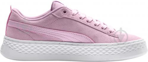 Кеды Puma 36648806 р. 4,5 розовый - фото 2