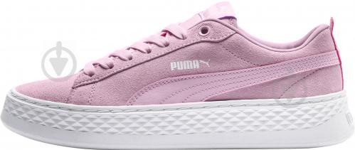 Кеды Puma 36648806 р. 4,5 розовый - фото 3