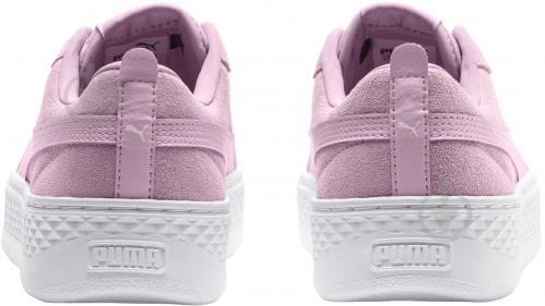 Кеды Puma 36648806 р. 4,5 розовый - фото 5