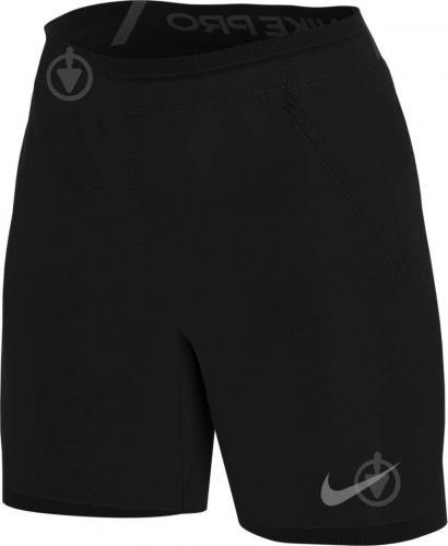 Шорты Nike NP FLEX REP SHORT 2.0 NPC CU4991-010 р. L черный - фото 1