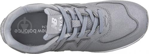 Кроссовки New Balance 574 GC574KS р.7 серебристый - фото 5