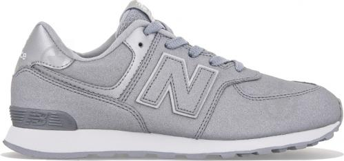 Кроссовки New Balance 574 GC574KS р.7 серебристый - фото 4