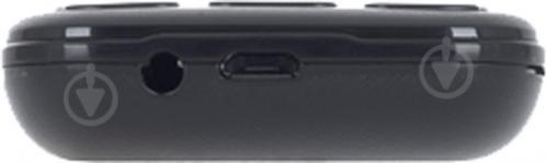 Мобільний телефон Ergo F242 Turbo Dual Sim black - фото 3