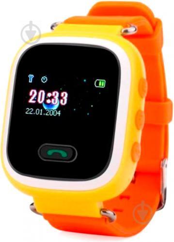ᐉ Смарт-годинник GoGPSme K11 orange ME(K11YL) • Краща ціна в Києві ... 2bf4f54c00a09