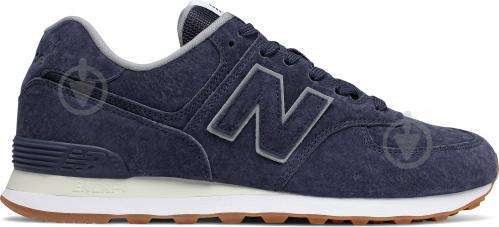 Кроссовки New Balance 574 ML574EPA р.9,5 синий