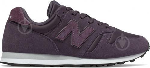 Кроссовки New Balance 373 WL373ESP р. 8 фиолетовый