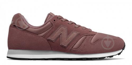 Кроссовки New Balance 373 WL373PSP р.8,5 темно-розовый